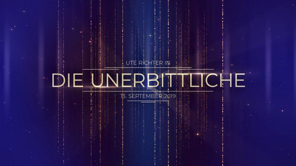 Ute Richter-Die Unerbittliche - Eine Heidelberger Geschichte